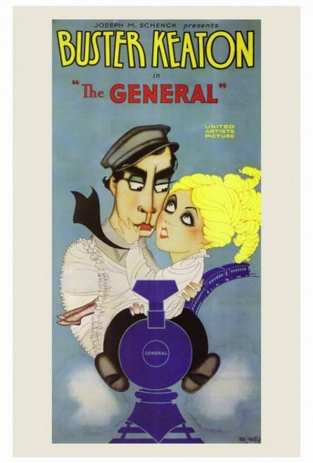 The General Movie Poster Print (27 x 40) - Item # MOVCF3177