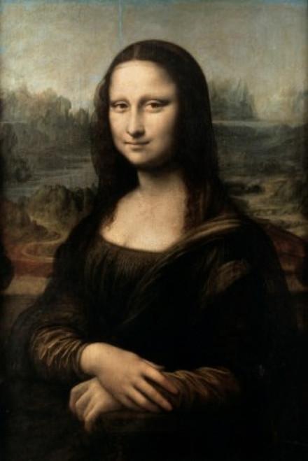 Mona Lisa  C.1503-5  Leonardo da Vinci  Oil On Wood Panel  Musee du Louvre  Paris  France Poster Print - Item # VARSAL900728