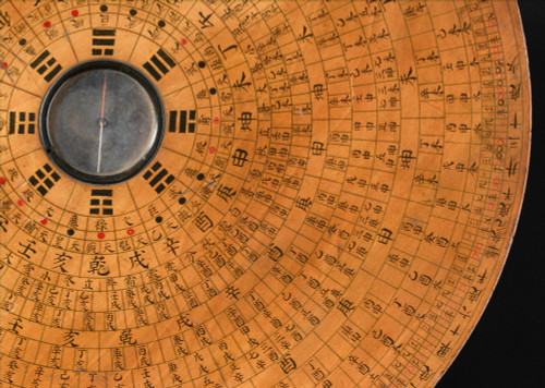 Chinese Geomantic Compass and Perpetual Calendar Poster Print by Science Source - Item # VARSCIJA0202