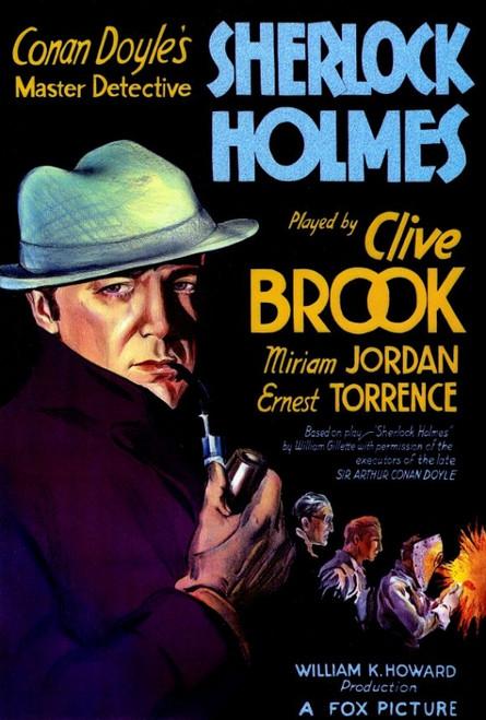 Sherlock Holmes Movie Poster Print (27 x 40) - Item # MOVCF1835