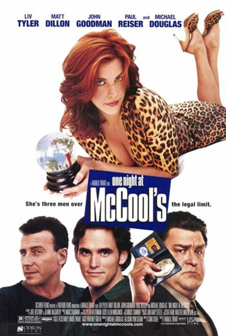 One Night at McCool's Movie Poster (11 x 17) - Item # MOV199198
