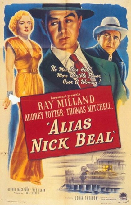 Alias Nick Beal Movie Poster (11 x 17) - Item # MOV311500