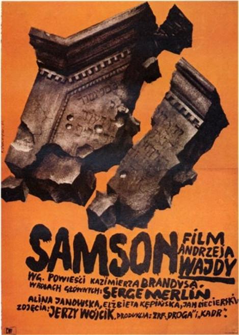 Samson Movie Poster (11 x 17) - Item # MOV199637