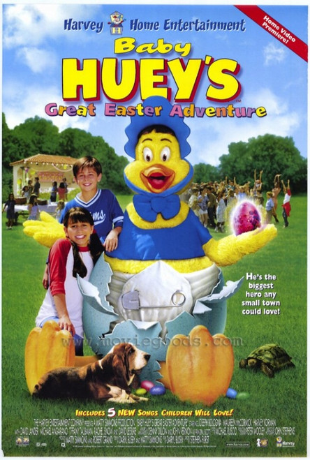 Baby Huey's Great Easter Adventure Movie Poster Print (27 x 40) - Item # MOVAF9396