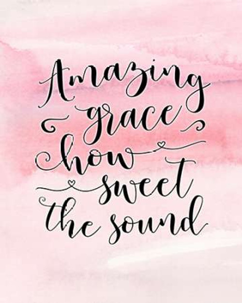 Amazing Grace Poster Print by Tara Moss - Item # VARPDXTA1834
