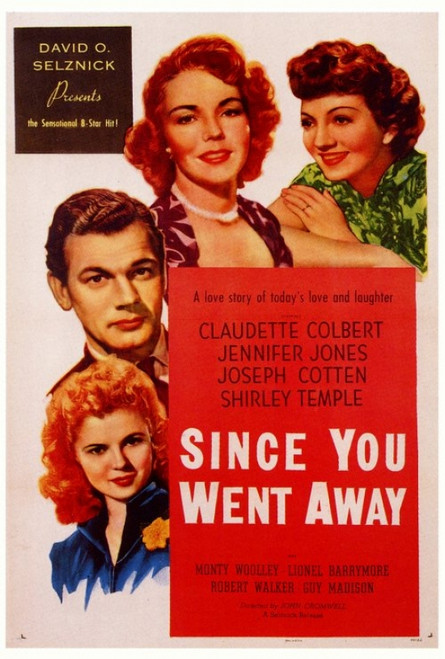 Since You Went Away Movie Poster Print (27 x 40) - Item # MOVEF6334