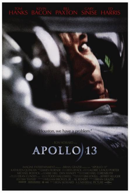 Apollo 13 Movie Poster Print (27 x 40) - Item # MOVGF0328