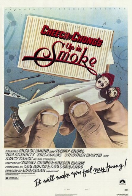 Cheech and Chong's Up in Smoke Movie Poster Print (27 x 40) - Item # MOVAH7606