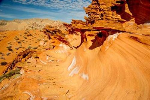 Utah Rock Formation I Poster Print by Ramona Murdock - Item # VARPDXRM1692