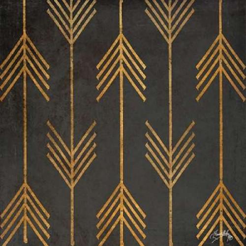 Gold Arrow Modele I Poster Print by Elizabeth Medley - Item # VARPDX9696MM