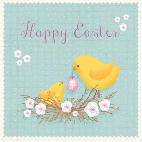 Happy Easter Poster Print by P.S. Art Studios - Item # VARPDXPL1253