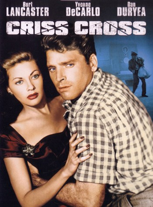 Criss Cross Movie Poster (11 x 17) - Item # MOV416016