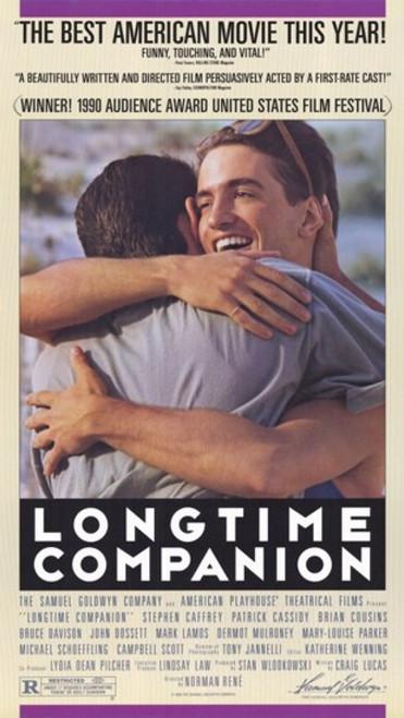 Longtime Companion Movie Poster (11 x 17) - Item # MOV209288