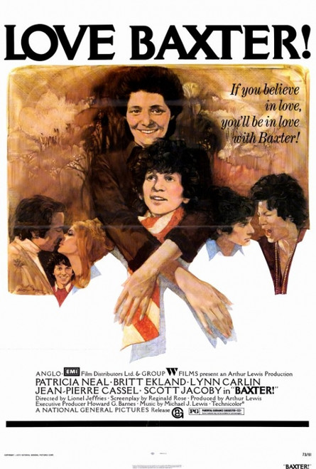Baxter Movie Poster Print (27 x 40) - Item # MOVCF2610