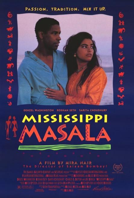 Mississippi Masala Movie Poster Print (27 x 40) - Item # MOVAG0478