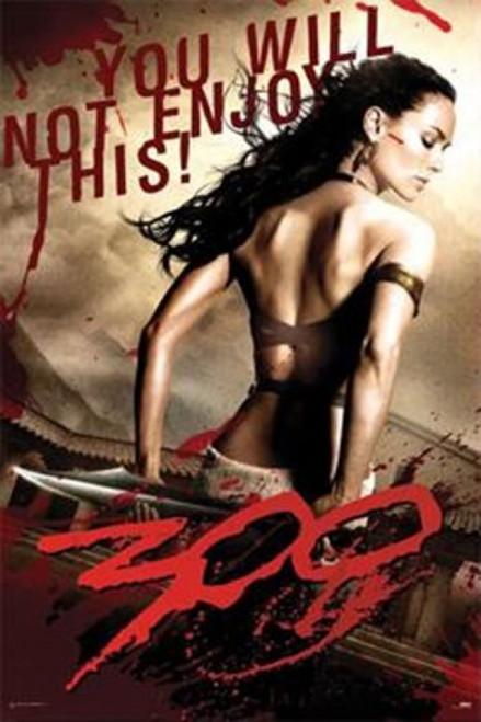 300 - Gorgo Will Not Enjoy Poster Poster Print - Item # VARIMPST4565R