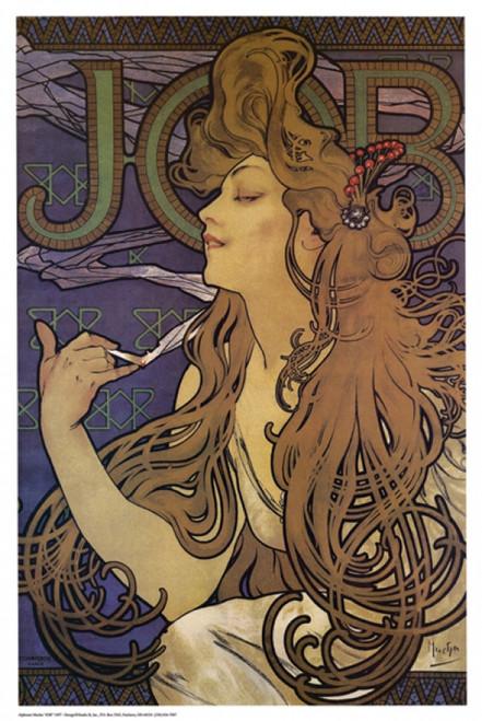 JOB Vintage Poster Poster Print - Item # VARXPS803