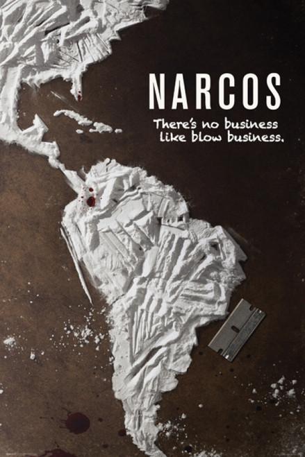 Narcos - Blow Business Poster Poster Print - Item # VARPYRPAS0838