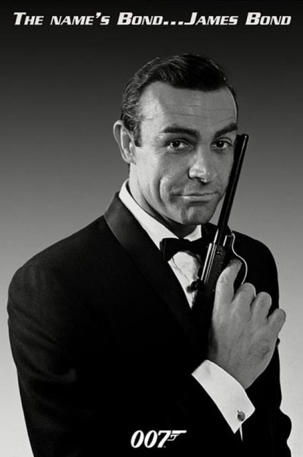James Bond - The Name's Bond Poster Poster Print - Item # VARPYRPP31536