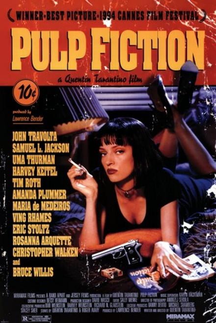 Pulp Fiction - Uma Poster Poster Print - Item # VARPYRPAS0446