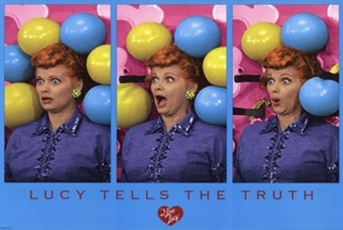 I Love Lucy - Balloons Poster Poster Print - Item # VARPYRPAS0161