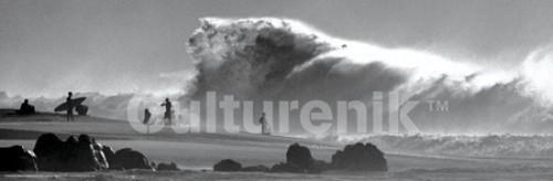 Surfers B&W Poster Poster Print - Item # VARIMPSP0081R