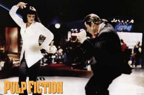 Pulp Fiction - Dance Poster Poster Print - Item # VARPYRPAS0443