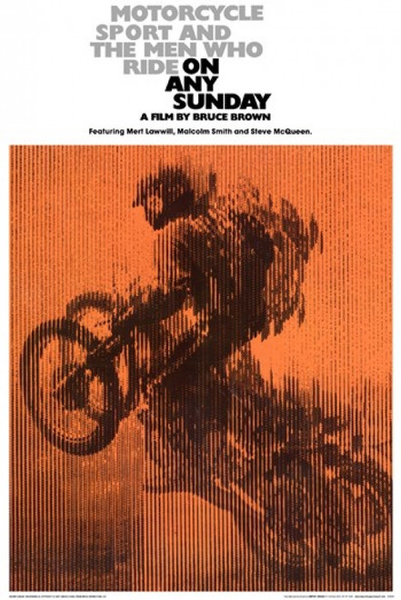 on Any Sunday - Score Poster Poster Print - Item # VARIMPST4575R