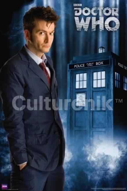 Doctor Who - David Tennant Tenth Doctor Poster Poster Print - Item # VARIMPST5594R