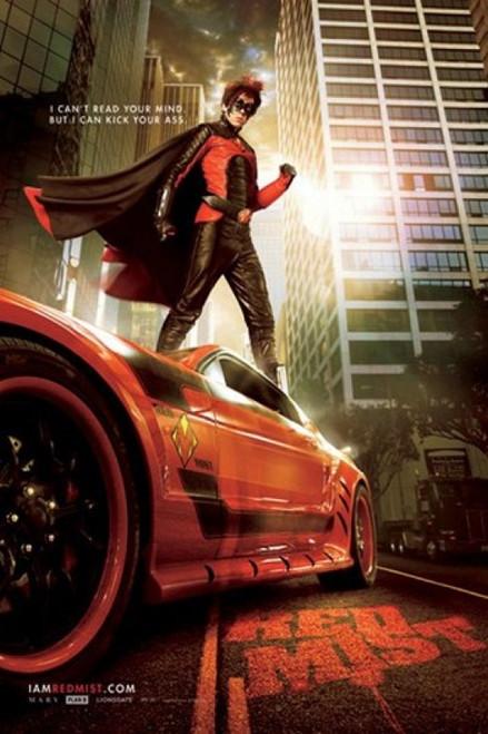 Kick Ass - Red-Mist Poster Poster Print - Item # VARPYRPP32170