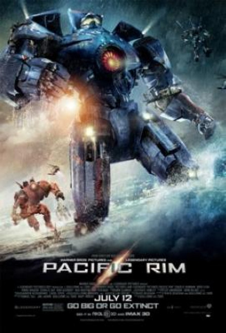 Pacific Rim One Sheet Poster Poster Print - Item # VARSCO8001