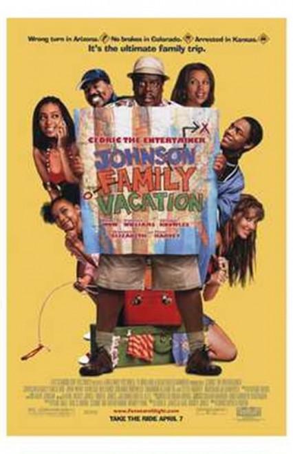 Johnson Family Vacation Movie Poster (11 x 17) - Item # MOV220454