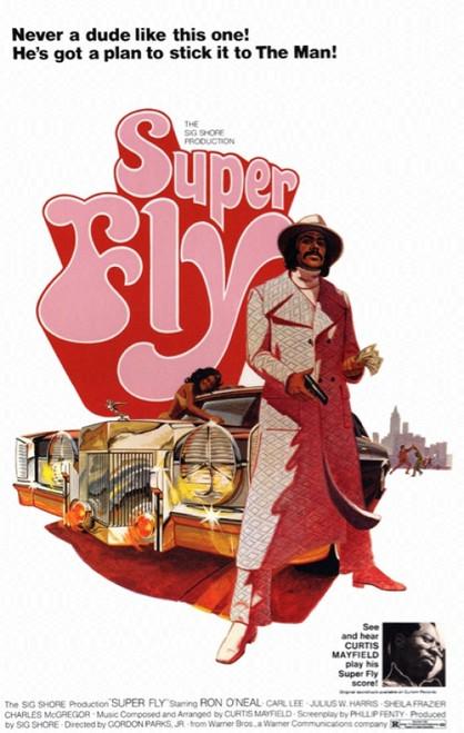 Super Fly Poster Poster Print - Item # VARPYRPAS0661