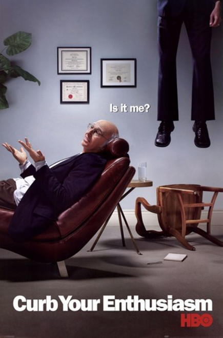 Curb Your Enthusiasm - Is It Me Poster Poster Print - Item # VARPYRPP32722