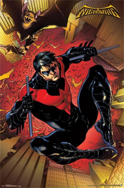 Nightwing - Jump Poster Poster Print - Item # VARTIARP13988
