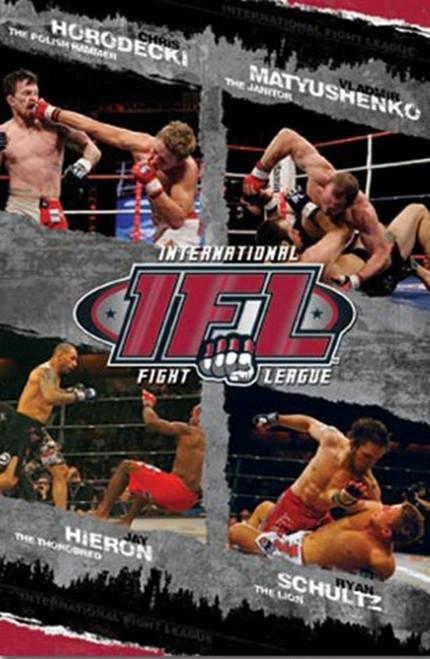 IFL International Fight League - Superstars Poster Poster Print - Item # VARTIARP9410