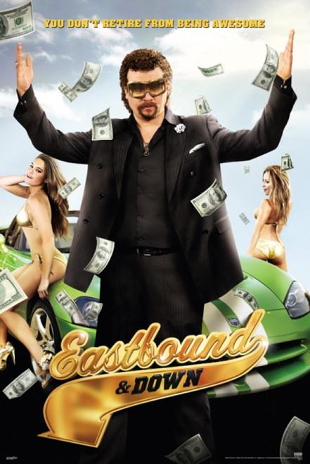 Eastbound & Down - Season 4 Poster Poster Print - Item # VARPYRPAS0492