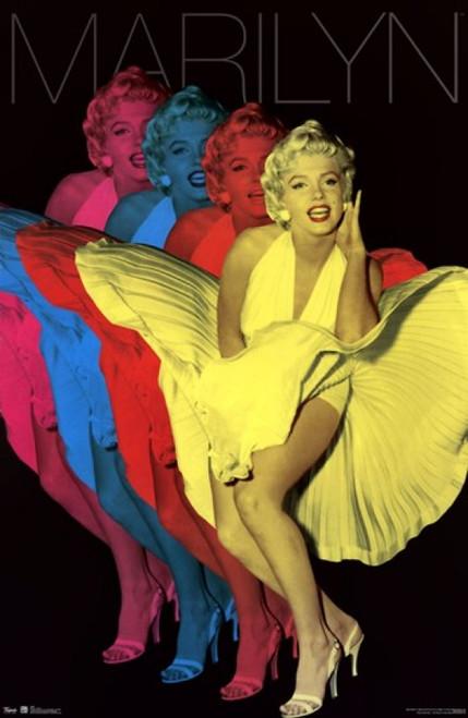 Marilyn - Colorful Poster Poster Print - Item # VARTIARP5990