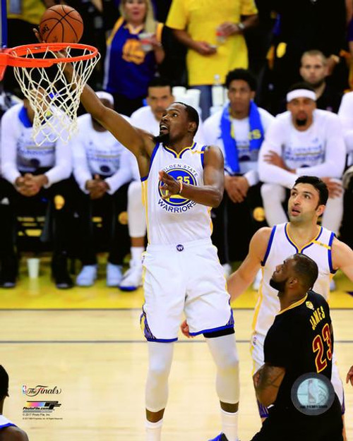 Kevin Durant Game 5 of the 2017 NBA Finals Photo Print - Item # VARPFSAAUF015