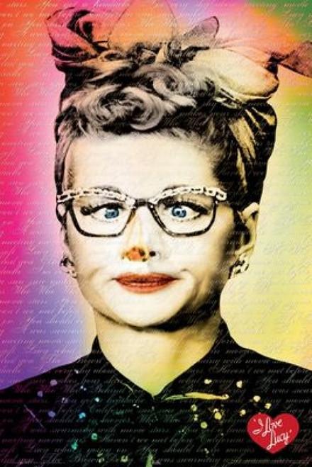 I Love Lucy - Glasses Poster Poster Print - Item # VARNMR241088