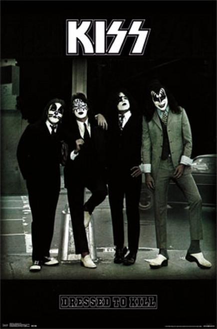 Kiss - Dressed to Kill Poster Poster Print - Item # VARTIARP13839