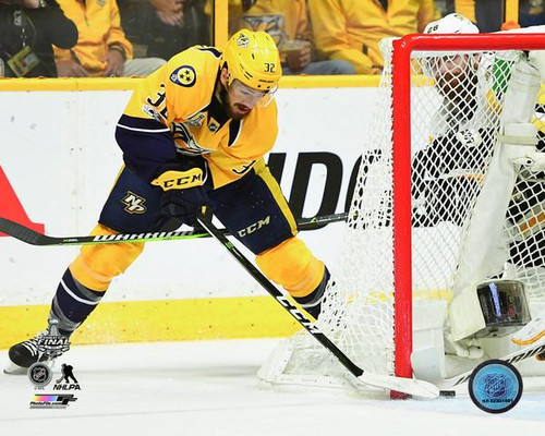 Frederick Gaudreau Goal Game 4 of the 2017 Stanley Cup Finals Photo Print - Item # VARPFSAAUE132