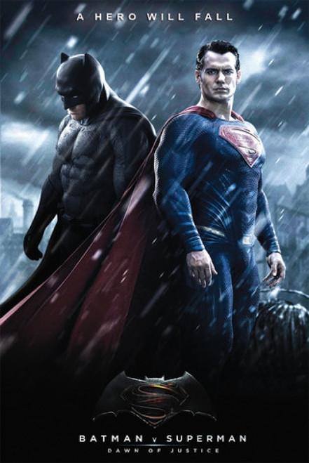 Batman v Superman Movie Poster Print Movie Poster Print Poster Poster Print - Item # VARXPSMX5072