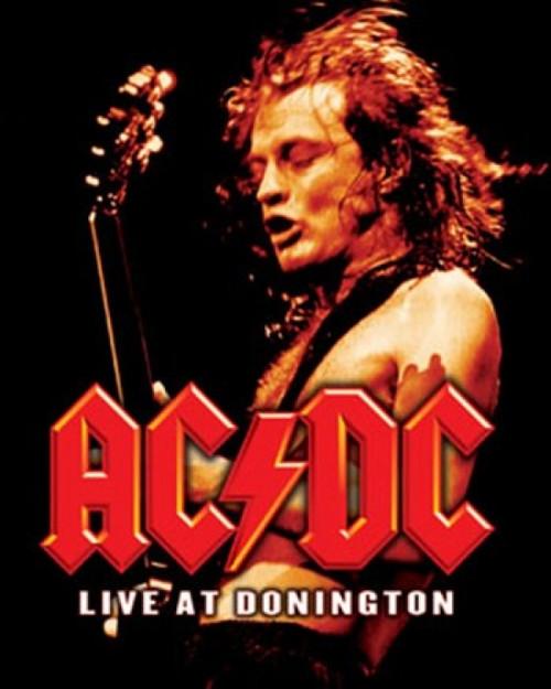 ACDC - Live at Donnington Poster Poster Print - Item # VARIMPET0151