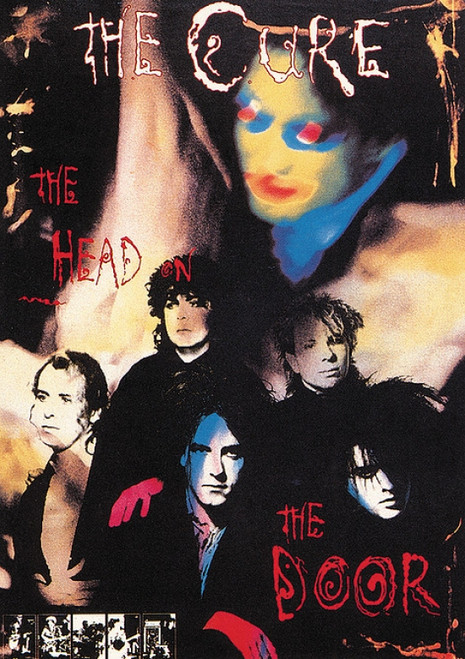 Cure Head On The Door Poster Poster Print - Item # VARXPS1389