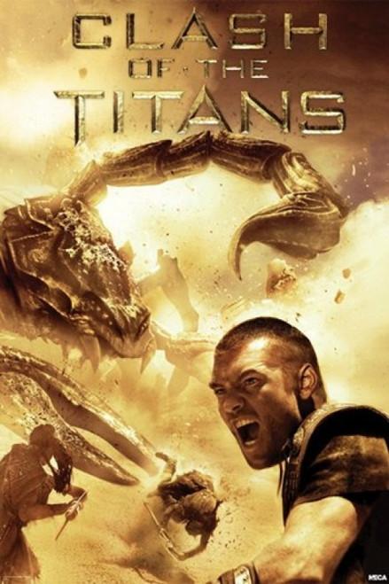 Clash of the Titans - Scorpion Poster Poster Print - Item # VARPYRPAS0135
