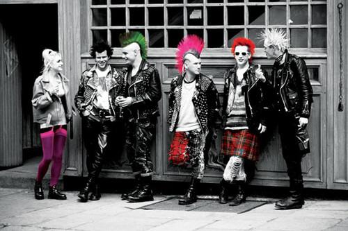 Punk Poster Poster Print - Item # VARPYRPP32631