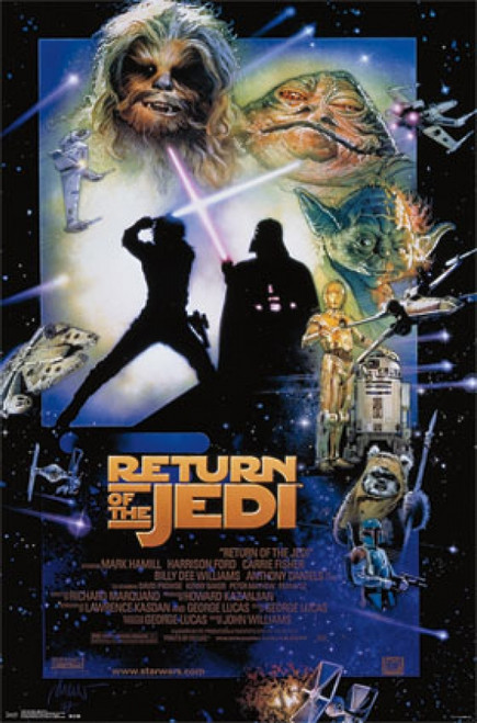Star Wars - Return of the Jedi Poster Poster Print - Item # VARPYR13830