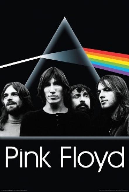 Pink Floyd Dark Side Of The Moon Group Poster Poster Print - Item # VARSCO4113