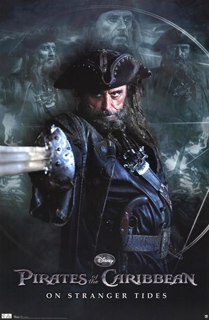 POTC 4 - Black Beard Poster Poster Print - Item # VARTIARP1300